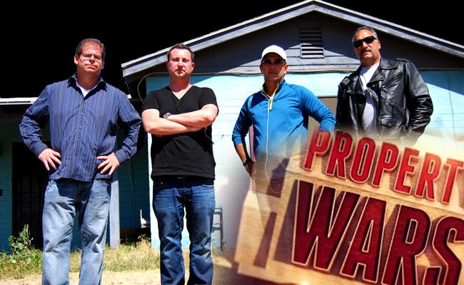 Property Wars Selling Real Estate On TV