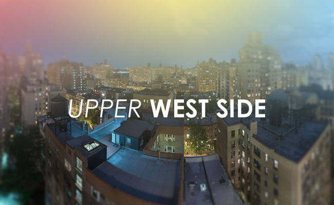 Celebrities living in the Upper West Side