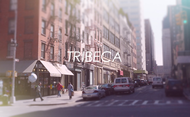 Tribeca Celebrities